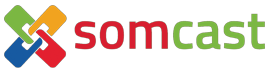 Somcast Networks Logo